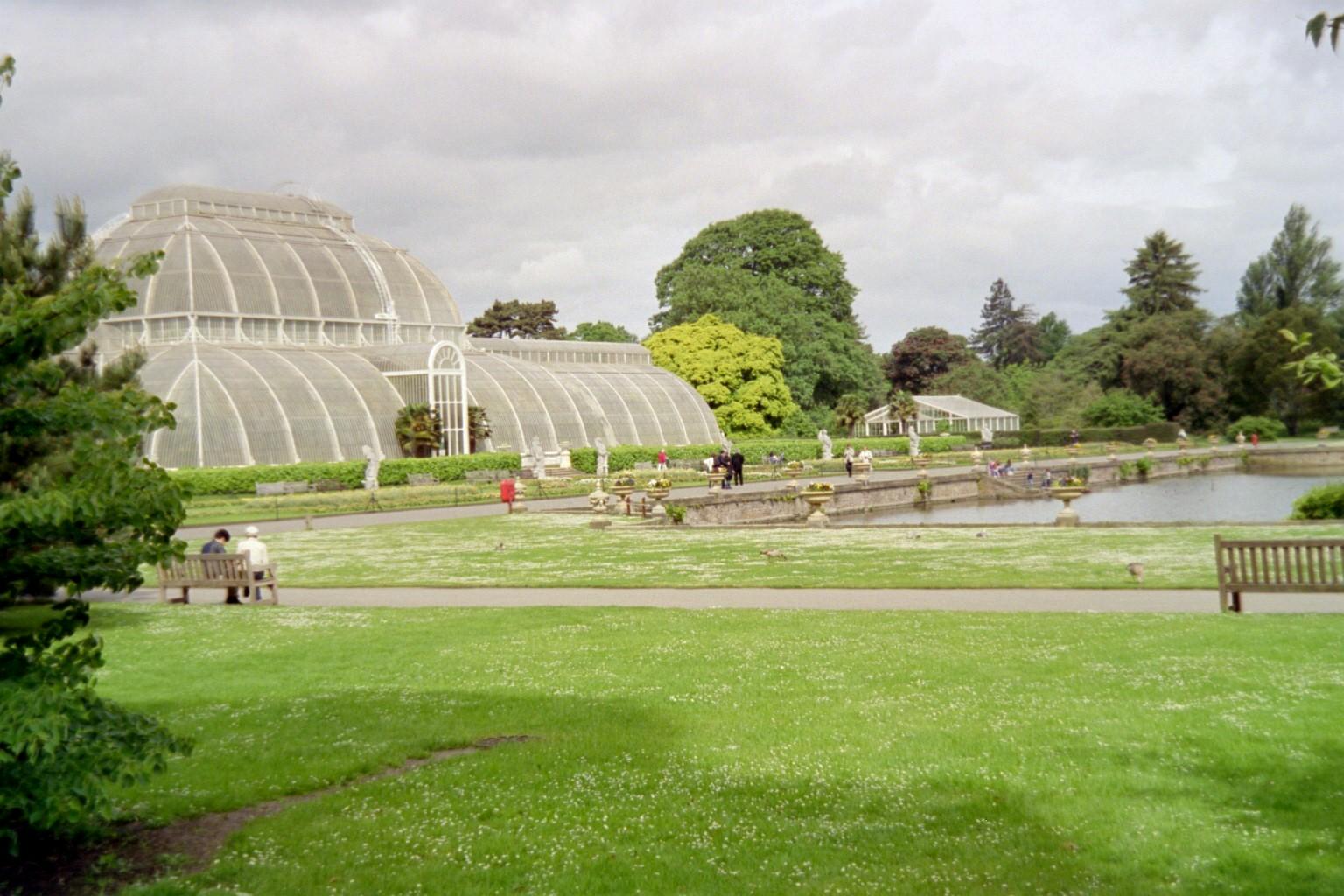 Royal botanic gardens kew u k gwendolyn s garden for Botanic com jardin